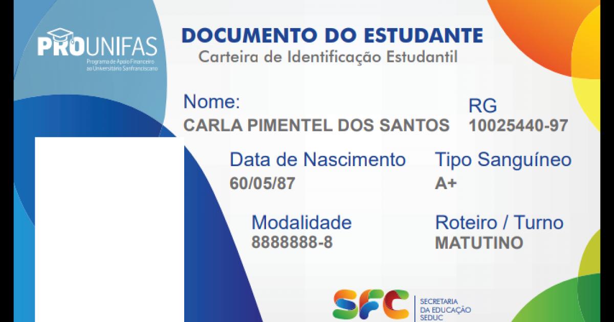 1º lote dos cartões de acesso ao transporte universitário será entregue hoje (19)