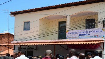 Unidades de Saúde de São Bento e Centro II terão 3° turno, dias 17 de agosto e 03 de setembro, respectivamente