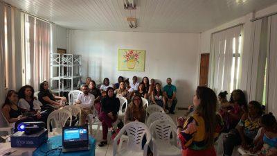 Educação permanente em Saúde Bucal tratou de bebês, crianças e adolescentes