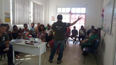 Projeto CO2 Manguezal promoveu educação ambiental em São Francisco do Conde para pescadores e marisqueiras