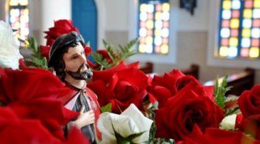 Os festejos em homenagem a São Roque já começaram, e vão até o dia 16 de agosto