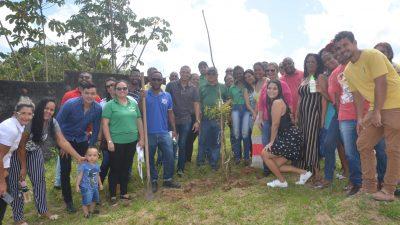 SEMAP: Dia da Árvore foi celebrado com ações de preservação ambiental