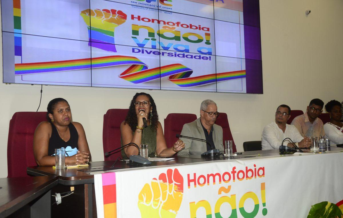 Câmara de Vereadores foi palco de Audiência Pública sobre os Direitos da População LGBTQI+