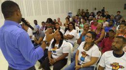II Reunião com responsáveis pelos alunos do projeto Pré-IFBA renova as esperanças de um futuro melhor pelas vias da Educação
