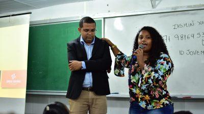 """SDHCJ: Bate-papo Juvenil abordou o tema """"Valorização da vida: estratégias de prevenção ao suicídio"""""""