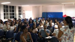 São Francisco do Conde acolhe 33 estudantes de medicina da UNEB para vivência nos serviços de saúde