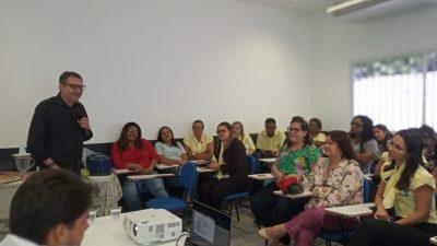 São Francisco do Conde recebeu palestra do professor Garrido para profissionais da Saúde
