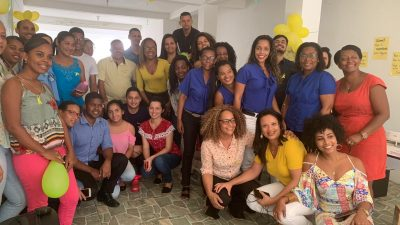 Setembro Amarelo: Complexo de Saúde do Caípe de Baixo realizou atividade com o tema: 'Cuidando do Cuidador'