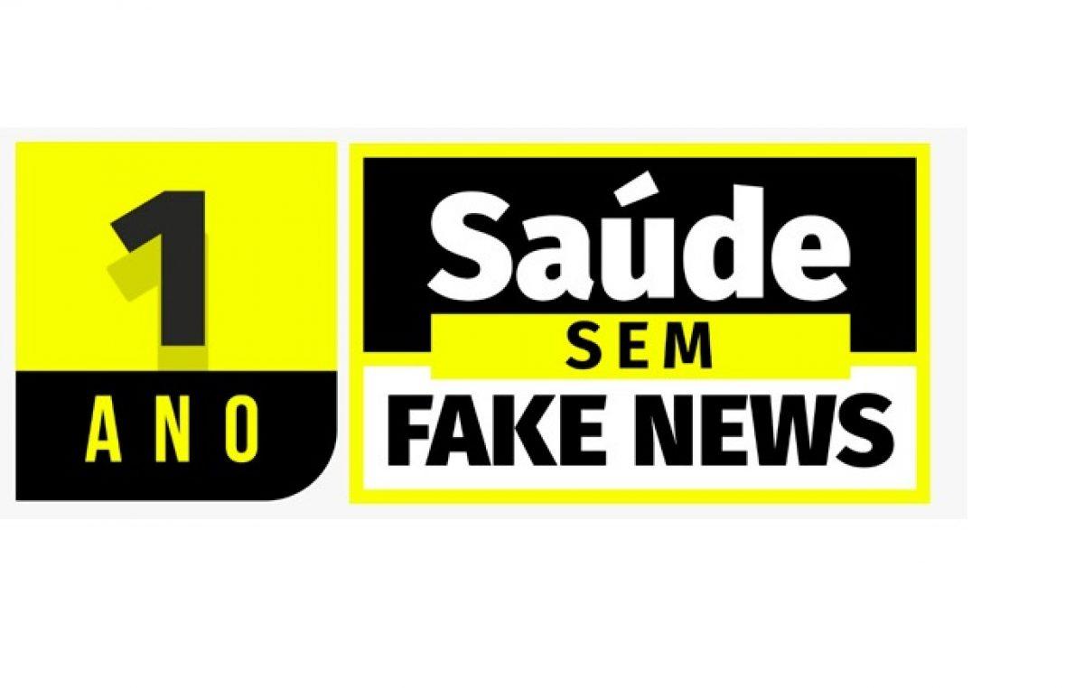 Há um ano, Ministério da Saúde lançou serviço de combate às Fake News em saúde