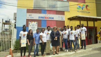 SEDEC, em parceria com a UNILAB, iniciou nesta última quarta-feira (10), um Mapeamento Socioeconômico no município franciscano