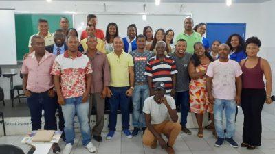 SEGAD: Escola de Governo certificou alunos do Curso de Aperfeiçoamento e Humanização no Serviço dos Sepultadores Municipais