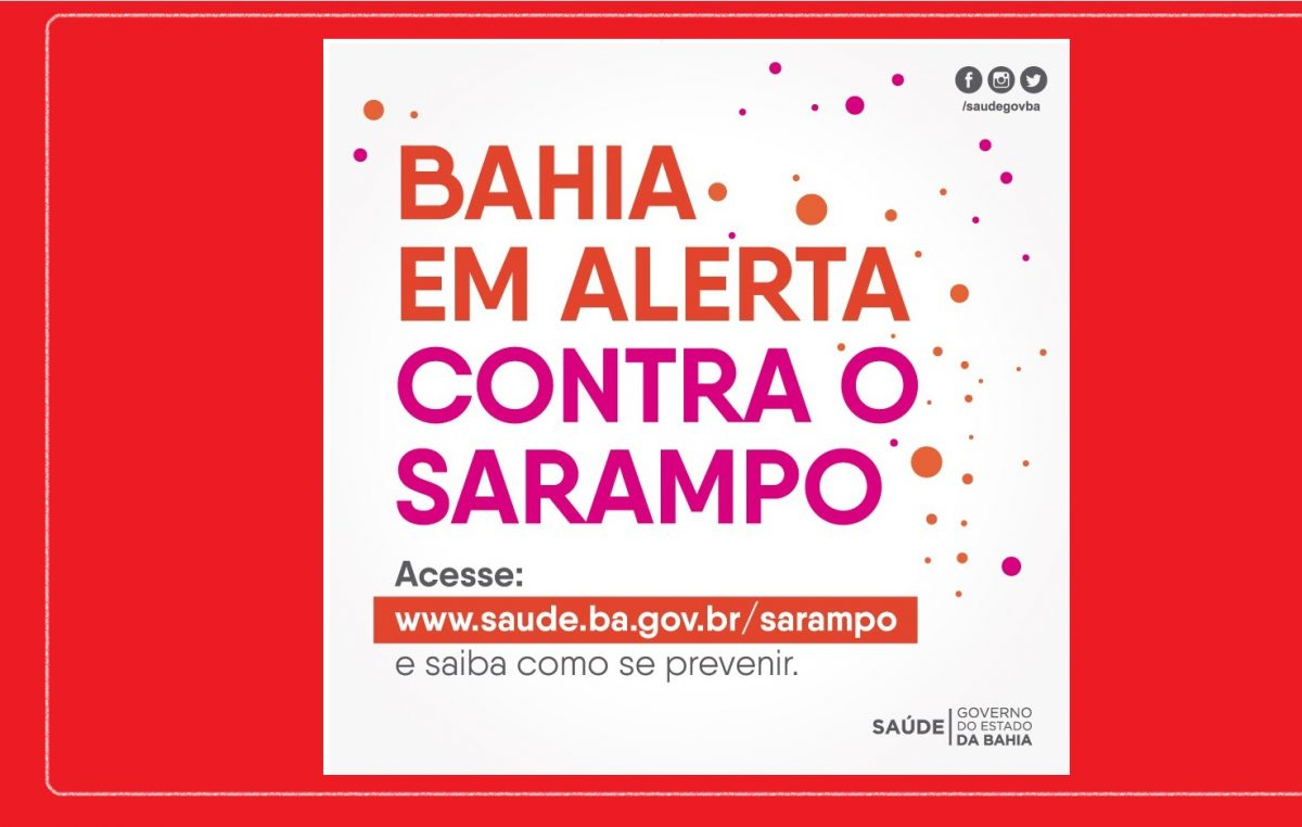 São Francisco do Conde implanta Sala de Situação para enfrentamento do sarampo