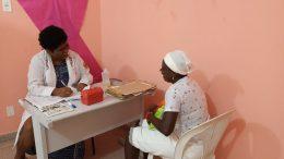 O sábado (26) foi dia de cuidar da saúde da mulher franciscana com Mutirão de Mamografias e Ultrassons, na CRESAM e HDACAL