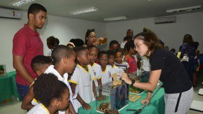 Projeto Sala Verde Convida reuniu parceiros em torno da Educação Ambiental e encantou os alunos da Rede Municipal de Ensino