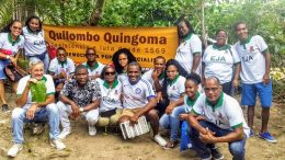 Alunos da EJA participam de aula de campo na comunidade Quilombola do Quingoma e Reserva indígena Thá-Fene (Etnia: Kiriri-Xocó)