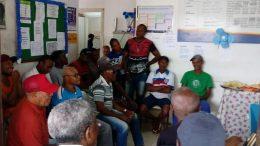 NOVEMBRO AZUL: Homens comparecem em grande número às unidades de Saúde de Campinas e Monte Recôncavo