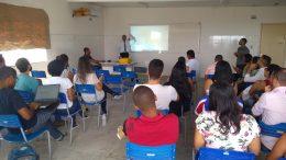 Um dia de formação profissional e desenvolvimento humano na Rede Municipal de Ensino de São Francisco do Conde
