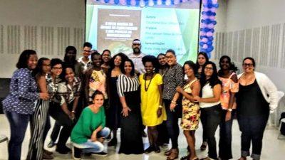 Oficina Formacional de Educação Afro-Brasileira é realizada na SEDUC