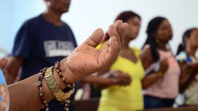 Fiéis de Caípe de Cima celebraram a N. S. da Conceição