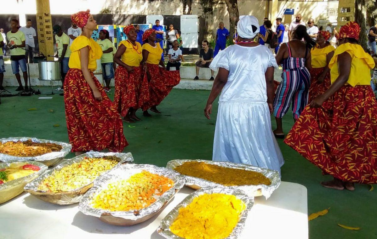 Grupos culturais representaram o município franciscano no Festival do Turismo Cultural da Baía de Todos-os-Santos, que aconteceu nesse último fim de semana, em Salvador