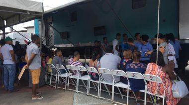 SAC Móvel presta serviços na cidade de São Francisco do Conde