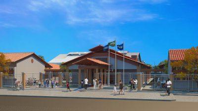 Ato Institucional de início da construção da Nova Escola da Baixa Fria será realizado na próxima terça-feira, 14 de janeiro