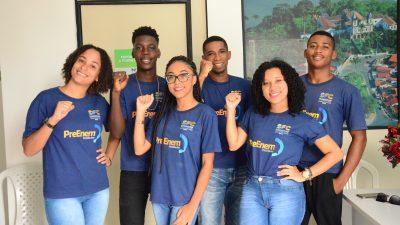 Estudantes do Pré-ENEM de São Francisco do Conde se destacam na Redação do Exame Nacional do Ensino Médio
