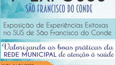 1ª EXPOSUS acontece em São Francisco do Conde