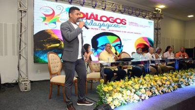 Diálogos Pedagógicos 2020 celebra a democracia na Educação municipal de São Francisco do Conde
