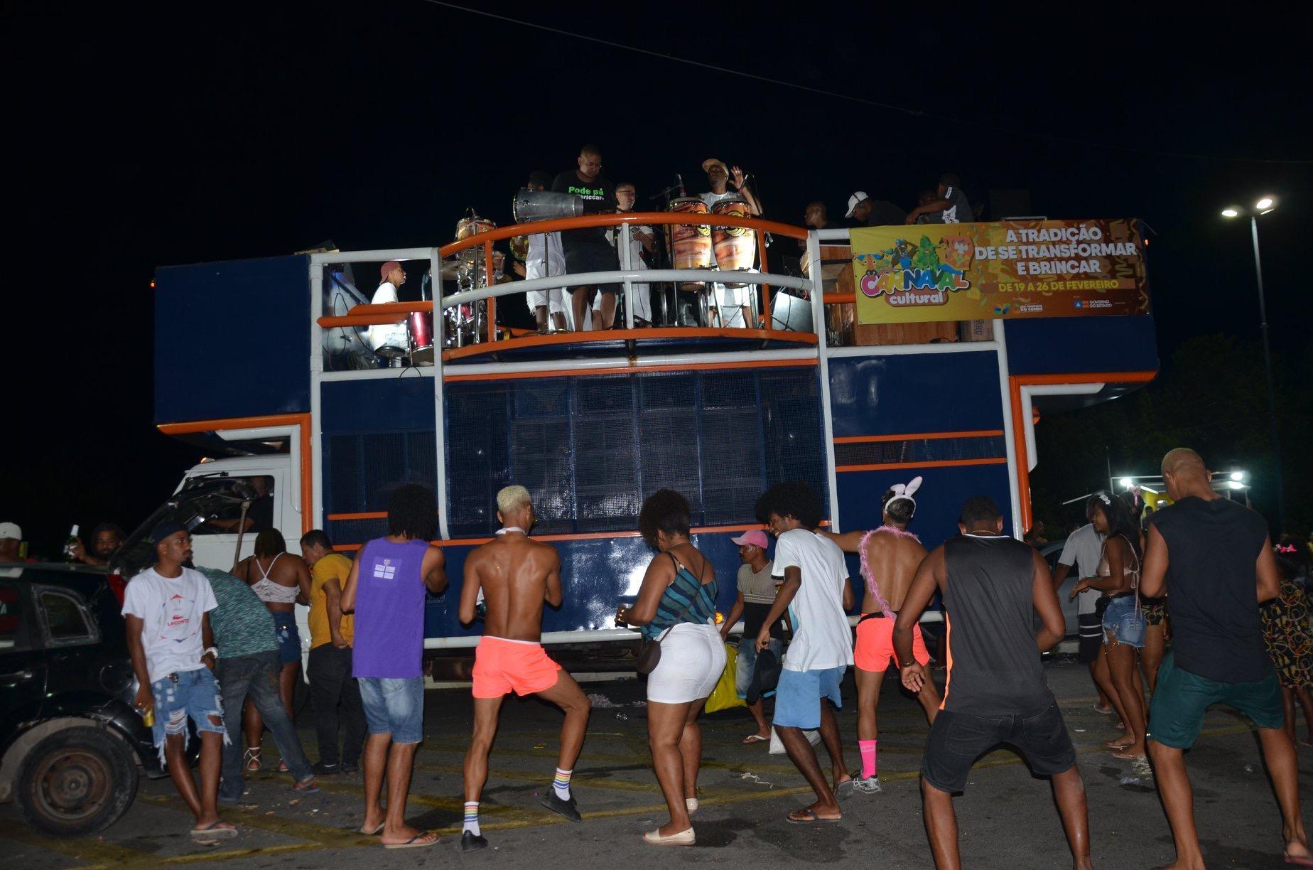 Carnaval Cultural 2020: Sexta-feira de Carnaval com muito samba no pé