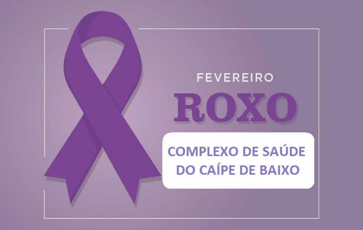 Fevereiro Roxo: Complexo de Saúde do Caípe de Baixo vai realizar atividades com o grupo de idosos do CRAS
