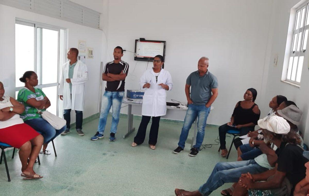 Fevereiro Roxo: Unidade de Saúde de Campinas promoveu atividade sobre sexualidade e saúde na terceira idade