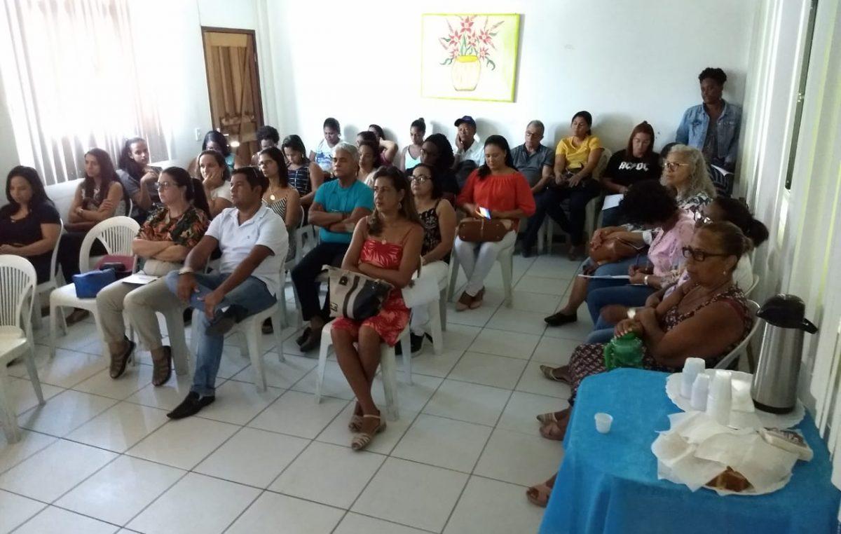 Saúde reuniu profissionais médicos e enfermeiros para falar sobre o novo Coronavírus
