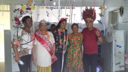 Fevereiro Roxo: Carnaval da Saúde agita Unidade de Saúde de Jabequara