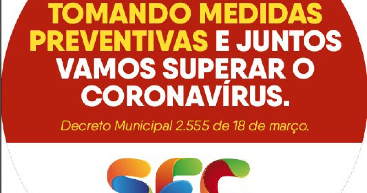 Prefeito de São Francisco do Conde sanciona mais um Decreto Municipal com medidas de prevenção e controle para enfrentamento do COVID-19