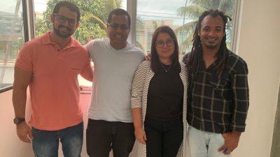 IFBA campus Santo Amaro fortalece relações com a Secretaria de Educação de São Francisco do Conde