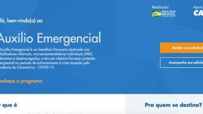 Caixa Econômica Federal lança aplicativo para auxílio emergencial ao cidadão durante pandemia do Coronavírus