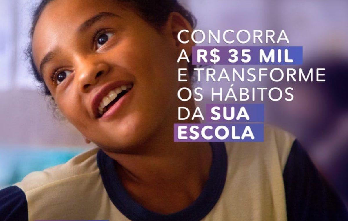 Escola da Rede Municipal de Ensino de São Francisco do Conde recebe importante prêmio nacional