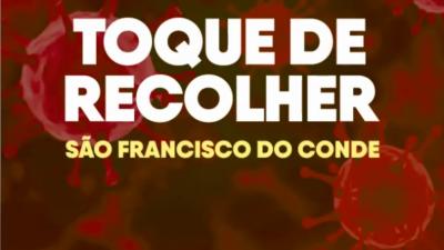 Prefeito Evandro Almeida fala sobre o Toque de Recolher e outras ações de saúde