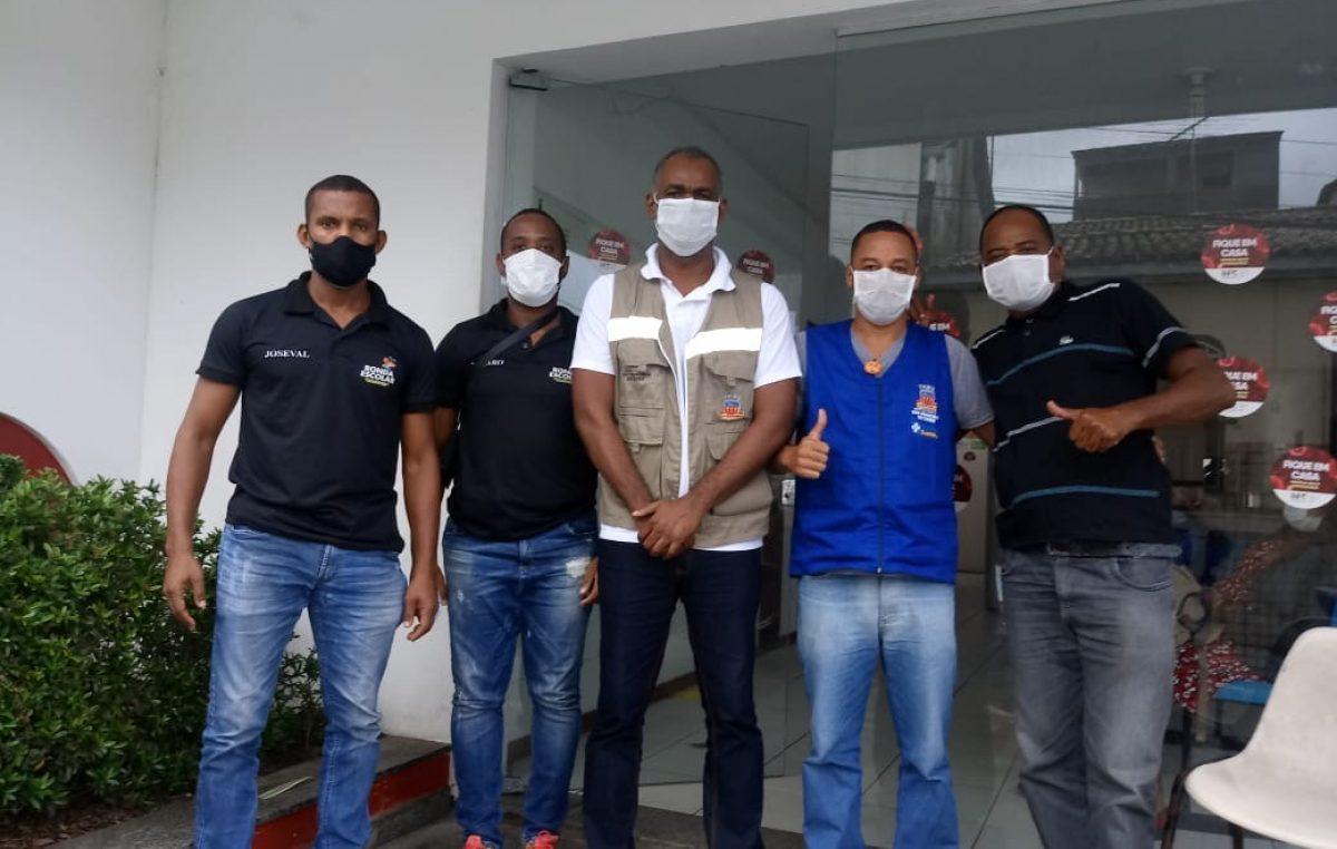 Equipe de Fiscalização segue notificando estabelecimentos que descumprirem decretos contra o coronavírus
