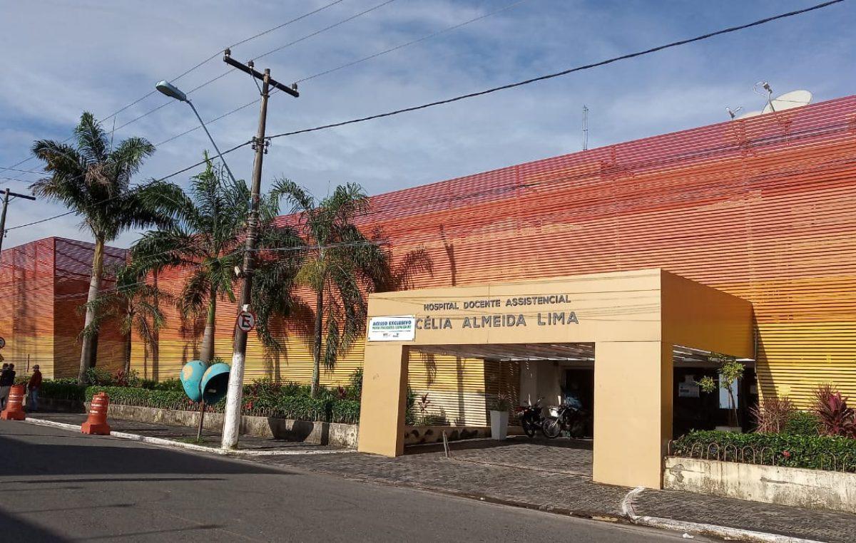 A Prefeitura preparou um Centro de Triagem para pessoas com sintomas de gripe, no Hospital Célia Almeida Lima, com entrada independente para pacientes