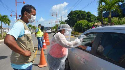 Barreira Sanitária tornou-se ação constante no município de São Francisco do Conde