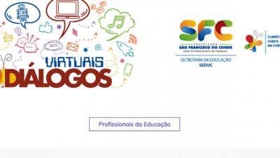 Diálogos Virtuais: Formação para Coordenadores Pedagógicos da Rede Municipal de Ensino será realizada por segmentos e por videoconferência