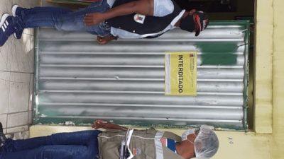 São Francisco do Conde segue com suas ações de fiscalização intensificadas neste domingo (21)