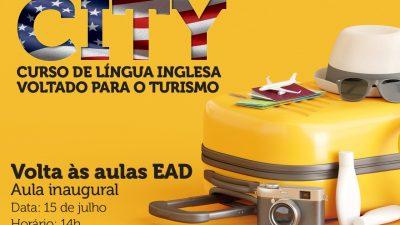 SETUR: Aulas EAD de Língua Inglesa retornarão no dia 15 de julho