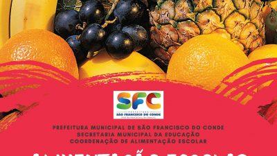 SEDUC lança ebook com orientações para Alimentação Escolar