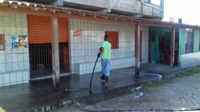 Moradores dos bairros de Paramirim e Coroado vão receber ações de desinfecções, controle de ratos e orientações nos estabelecimentos comerciais