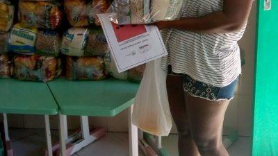 Terceira entrega de Kits de Alimentação Escolar começa na próxima segunda-feira (13)
