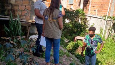 Prefeitura fez a prevenção contra animais peçonhentos em Caípe de Cima