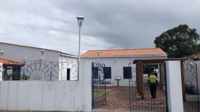 Agência do IBGE foi entregue à população franciscana nesta quinta-feira (13)